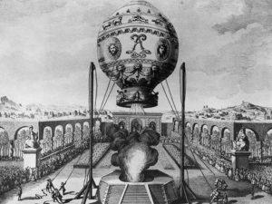 Ballonfahrt History Geschichte